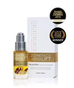TherapyBee using Award winning ZoneFace Lfit Exilir